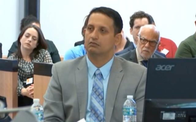 Juri Menemukan Polisi Florida Nouman Raja Bersalah dalam Pembunuhan Corey Jones