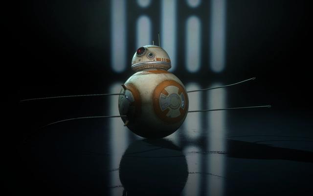 I giocatori usano BB-8 per schiacciare i Jedi in Star Wars: Battlefront II