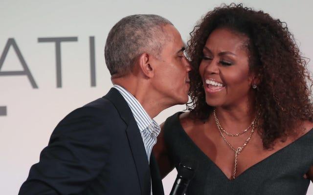 なり、慈悲深い:火曜日を与えるために、オバマはそれを前払いします