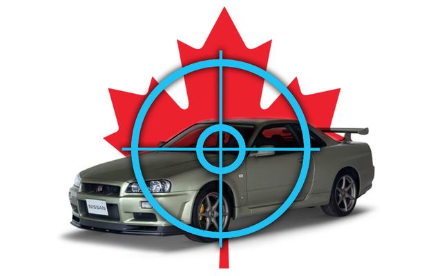 ผู้ค้ารถในแคนาดาระดมเงินให้นักการเมืองหวังห้าม 'RHD Asian Vehicles'