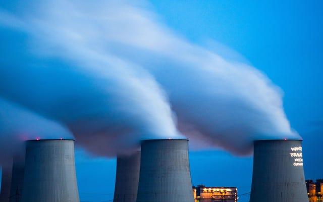 Emisi Karbon Global Menuju Level Tertinggi Baru di 2019