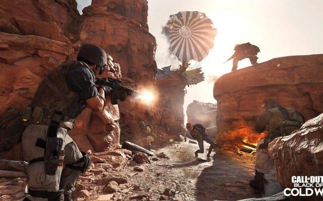 戦争へのユニークでスローダウンしたアプローチ:Call of Duty:Black Ops Cold War Alpha Impressions