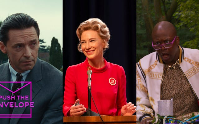 限られたシリーズの俳優に対してエミー賞にノミネートされたとき、テレビ映画のスターは不利になりますか?