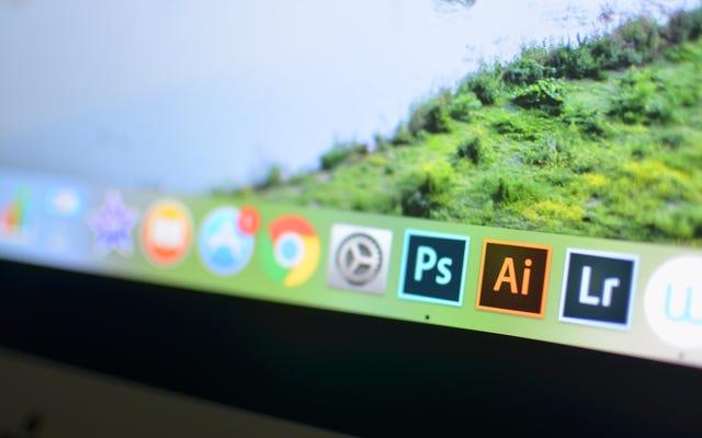 Wymuś zamknięcie aplikacji Mac za pomocą klawiatury