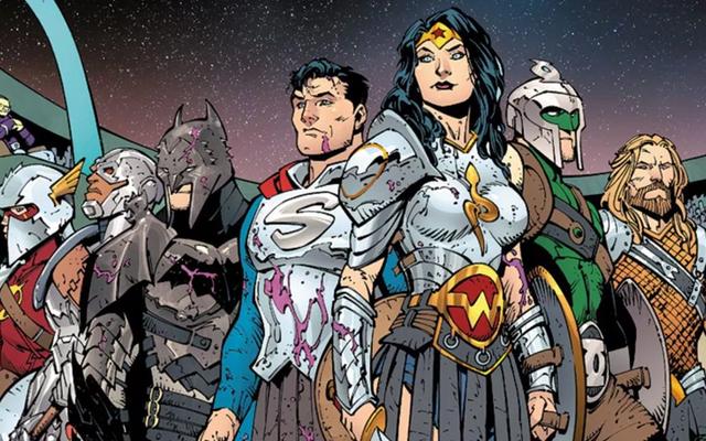 Dark Nights: Metal Is DC в его безумных проявлениях, и именно поэтому он нам нравится
