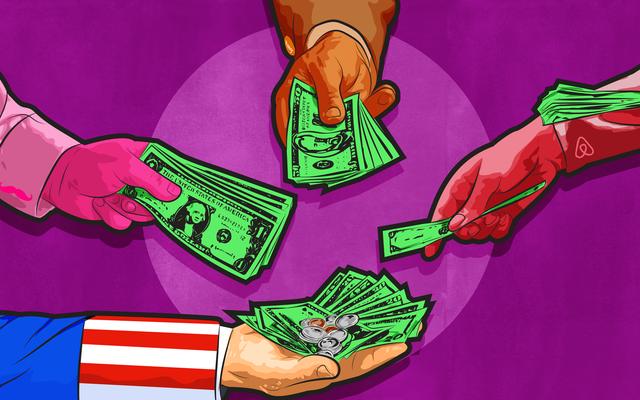 ギグエコノミーからお金を稼ぐ場合に税金について知っておくべきこと