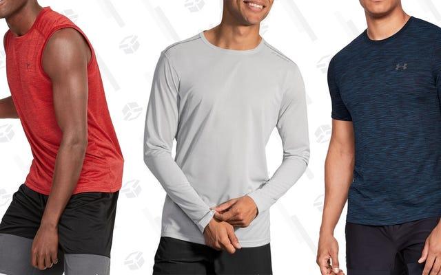 ワークアウトシャツをアップグレードするための8つの優れたオプション