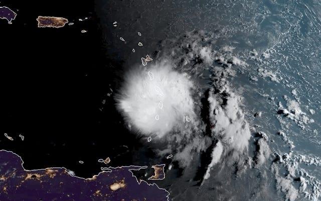 La tormenta tropical Dorian podría representar la primera amenaza de ciclón para Puerto Rico desde María