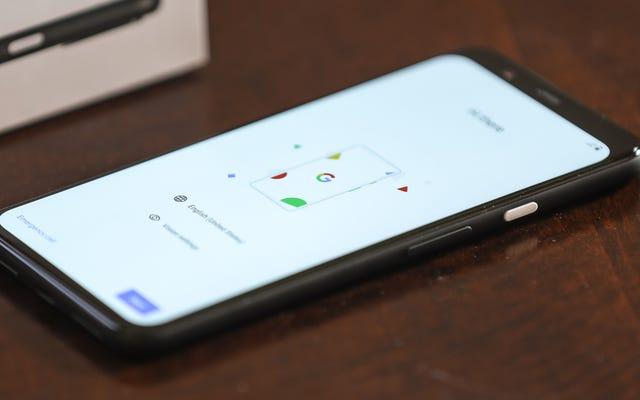 Как заставить Google Pixel 4 всегда использовать частоту обновления 90 Гц