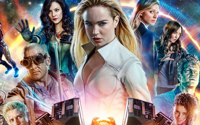 No Foolin ', Legends of Tomorrow regresa el 1 de abril