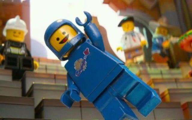 Le snob des Oscars du film Lego est une poubelle