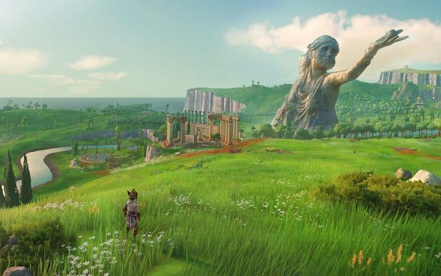 Gods & Monsters to nowa gra Ubisoft, podobna do Zelda z grecką mitologią
