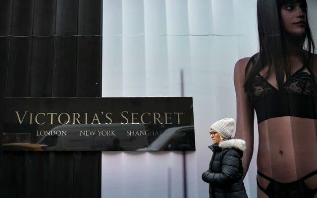 Le cadre de Victoria's Secret qui a donné une interview désastreuse quitte enfin l'entreprise