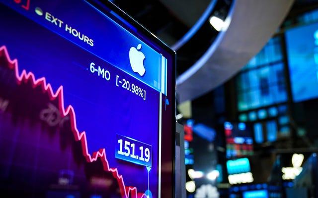 インサイダー取引の容疑で起訴されたインサイダー取引の阻止を任務とする元アップル弁護士