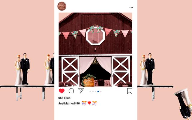 白い結婚式と味の政治