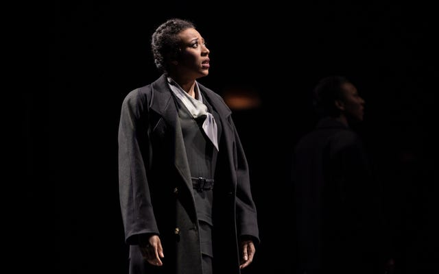 「言語にはリズムがあります」:女優のクリスチアーナ・クラークが冬物語のシェイクスピアで「ジャズ」を見つけました
