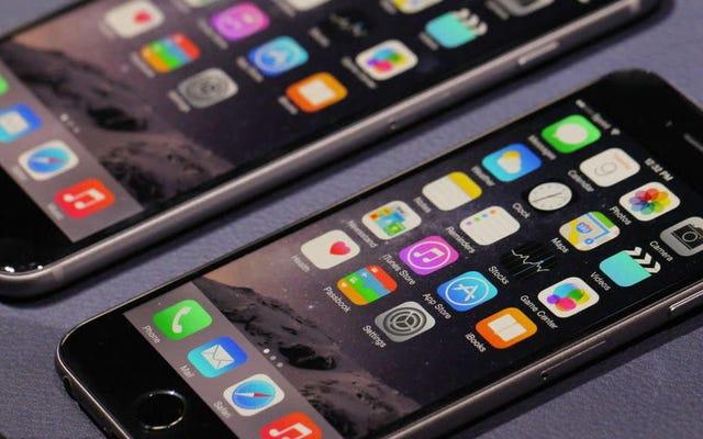 iOS13と互換性のあるiPhoneのリストは意味がありません