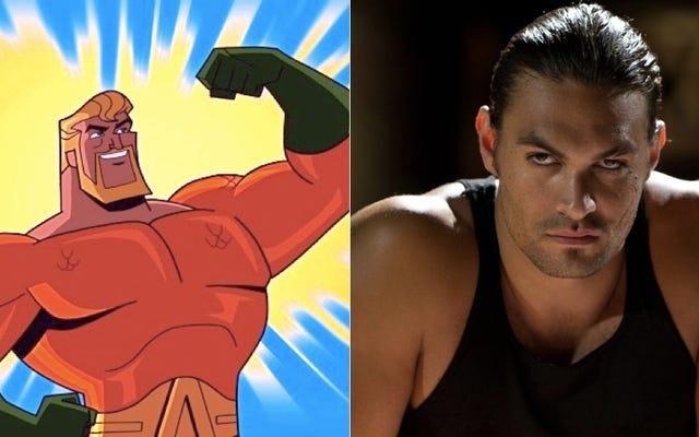Aquaman no será rubio en las películas, TODOS EN PÁNICO