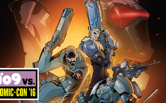В следующем году Overwatch выпускает собственный графический роман