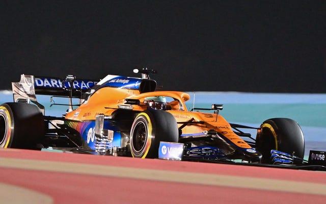 ダニエル・リカルドはルイス・ハミルトンが「その車でレースに勝つことができたのはそれだけではない」と言い、「F1を馬鹿と呼ぶ」