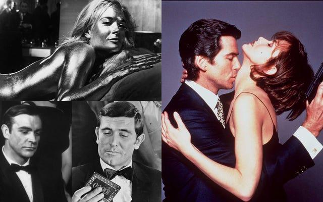 พบกับเจมส์บอนด์มาราธอนเมื่อภาพยนตร์คลาสสิก 007 เข้าฉายใน Amazon Prime ในเดือนเมษายน