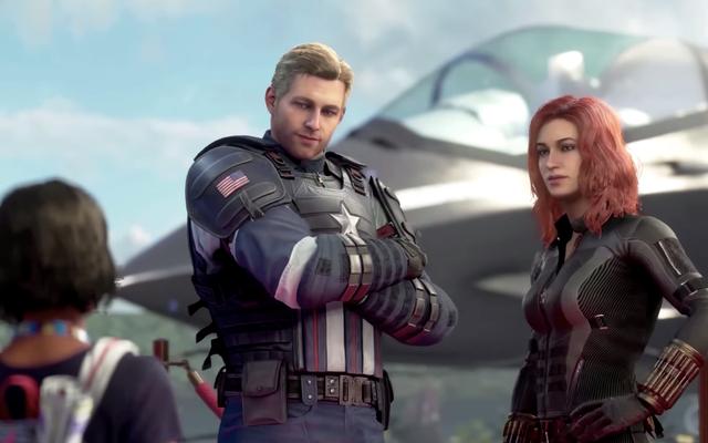 On dirait que les Avengers de Marvel ont encore plus de héros sur toute la ligne