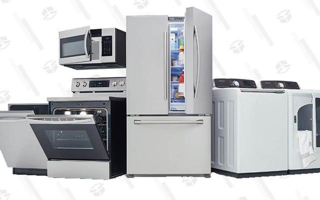 ホームデポのブラックフライデーアプライアンスセールで、あなたはついにあなたの夢のキッチンを持つことができます。