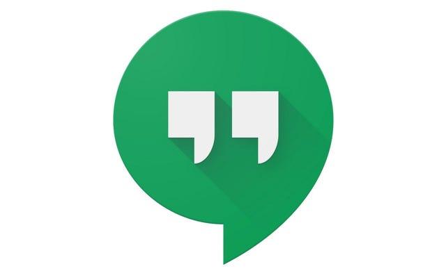 Ludzie ze złych wieści, Google Hangouts zacznie się wycofywać w październiku