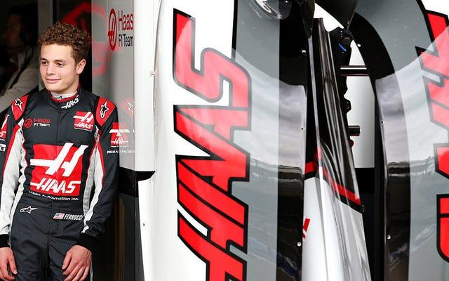 チームメイトを破壊したF1開発ドライバーが575,000ドル以上の損害賠償をチームに支払うよう命じた