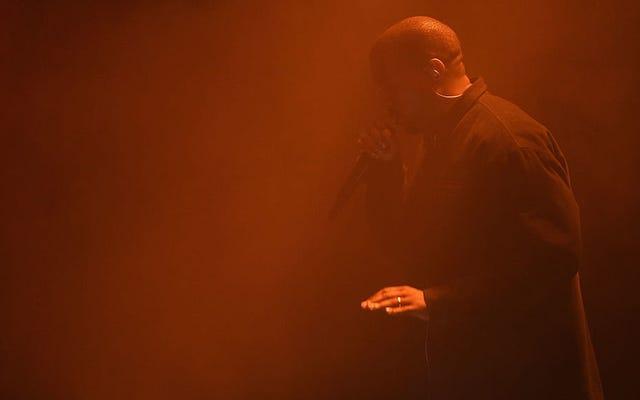 GÜNCELLEME: Kanye West, en azından tekrar silene kadar Instagram'da geri döndü