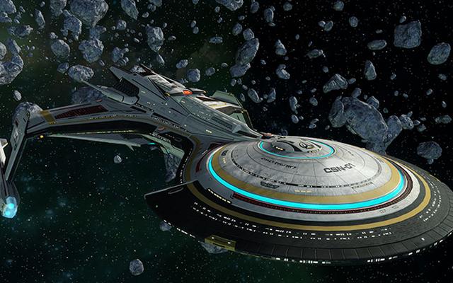 Ten internetowy statek Star Trek powoli łamie mi mózg