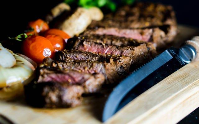 Biftek Kızartmak İçin Mayonez Kullanabilirsiniz