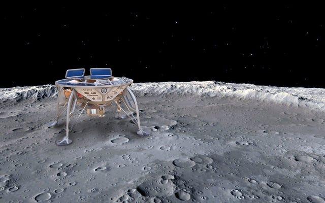 SpaceX lancera cette semaine la première mission privée sur la Lune de l'histoire
