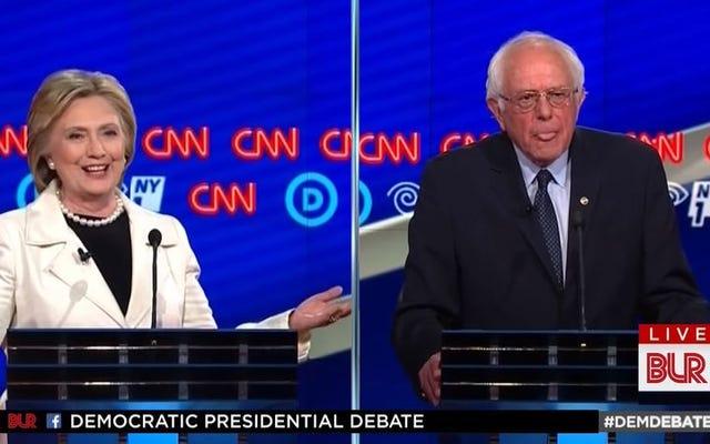 Bad Lip Reading rende divertente anche l'ennesimo dibattito democratico