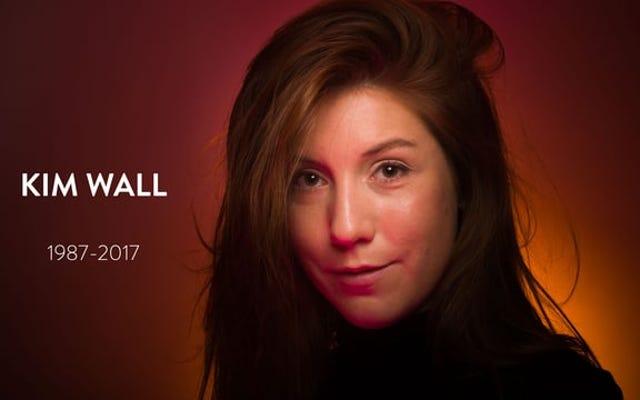 ジャーナリストのキム・ウォールの死について新たな詳細が浮かび上がる