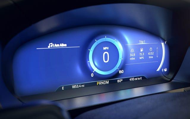 Le `` mode conscient '' du Ford Explorer 2020 semble loufoque, mais j'aimerais que chaque voiture l'ait
