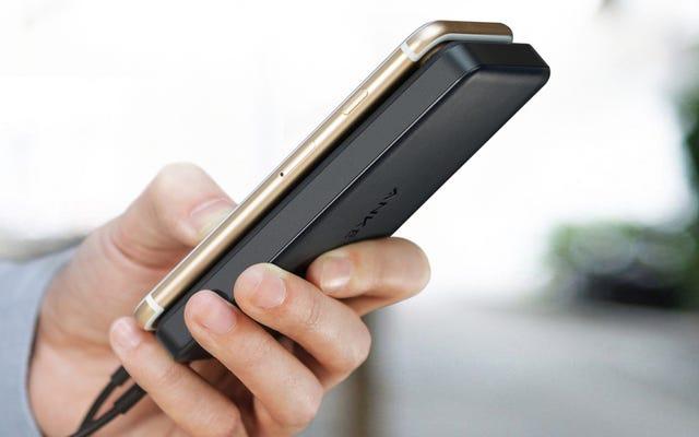 Сэкономьте несколько долларов на новейшей аккумуляторной батарее Anker PowerCore