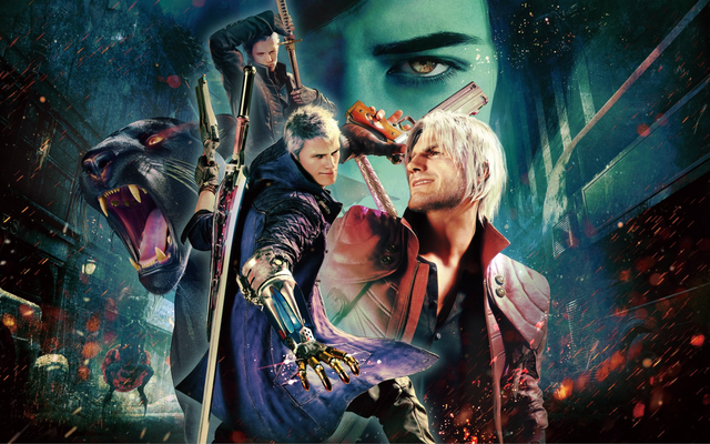 Devil May Cry 5 จะไม่มี Ray Tracing บน Xbox Series S