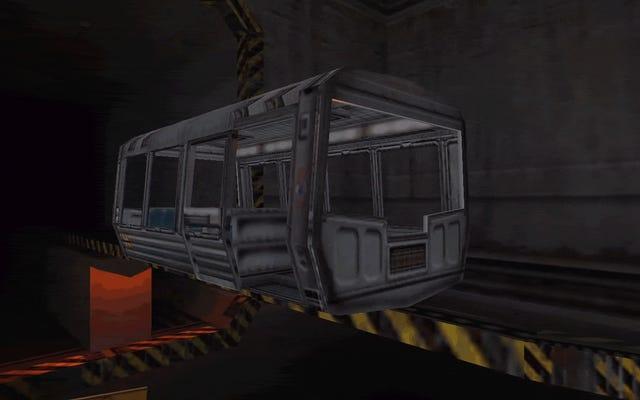 ハーフライフシリーズには確かにたくさんの列車があります