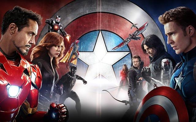 Lo que nos gustó y amamos de Captain America: Civil War