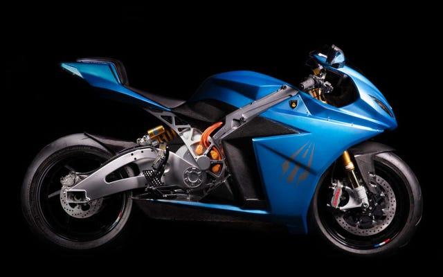 Le Lightning Strike pourrait être le rival du Sportbike de Harley LiveWire