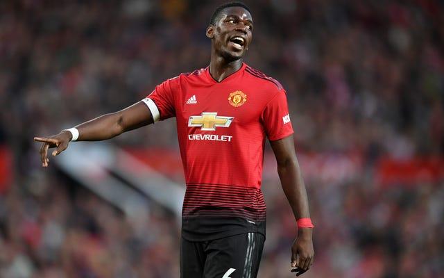 Người đại diện của Paul Pogba nói xấu huyền thoại Man United, và mọi thứ đang tồi tệ