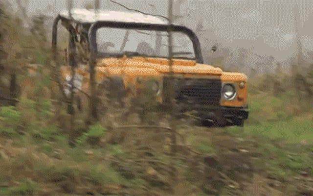 Defender Trials - самый грязный и поэтому лучший бюджетный автоспорт
