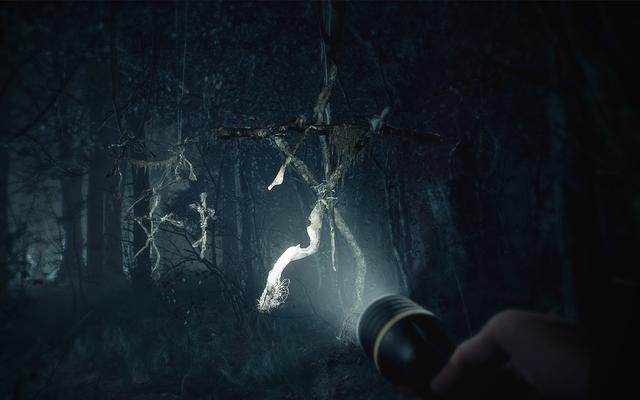 El juego de Blair Witch es tan divertido como perderse en el bosque