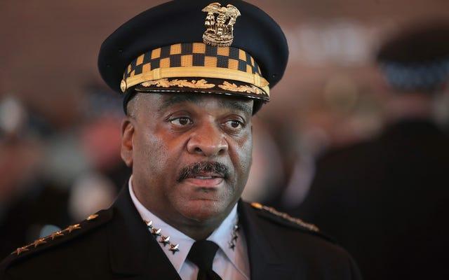 Di Tengah Investigasi Internal, Polisi Top Chicago Eddie Johnson Mengumumkan Kepergiannya