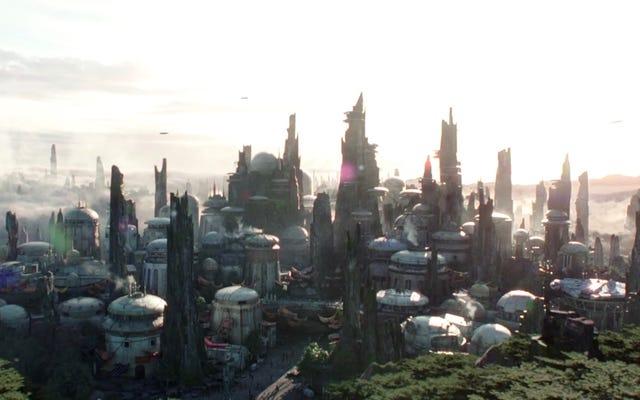 Star Wars: Galaxy's Edge Akan Dibuka Musim Panas 2019 di Disneyland