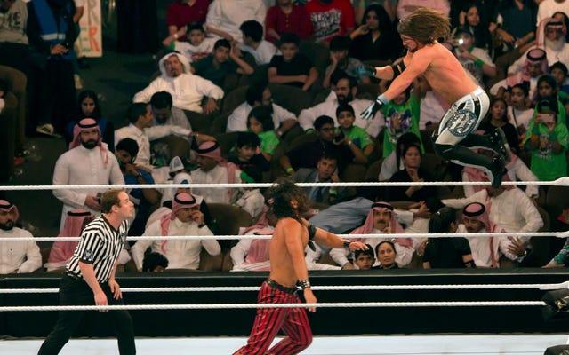 ความประหลาดใจความปรารถนาและการคาดการณ์ของ Deadspin สำหรับ WWE Royal Rumble เต็มไปด้วยความเป็นไปได้