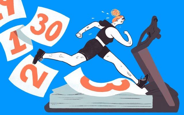 Programınız Zaten Dolu Olduğunda Egzersiz Yapmak İçin Zaman Nasıl Bulunur?