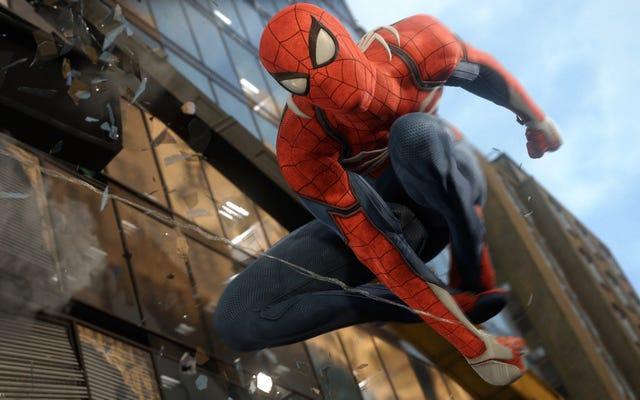 Game Spider-Man Baru Tidak Akan Membiarkan Anda Membunuh Siapa Saja