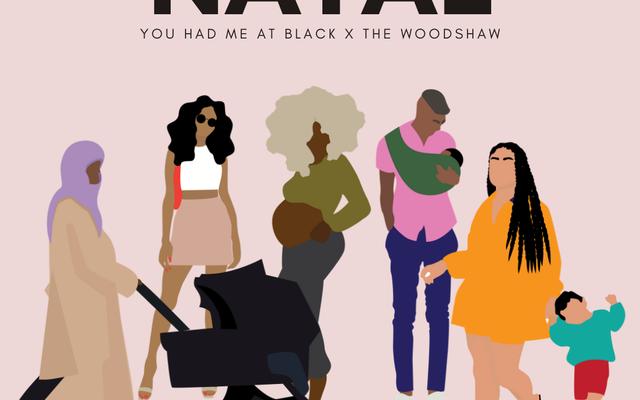 Avere un bambino mentre è nero: NATAL è il podcast che i genitori neri stavano aspettando